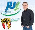 Joachim Fackler jetzt stellvertretender JU-Bezirksvorsitzender
